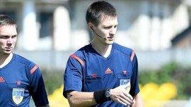 Український арбітр Шурман призначив два пенальті у своєму дебютному матчі в Лізі Європи