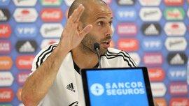 Маскерано: Я би відповідав за виліт Аргентини