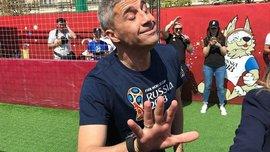 Креспо: Французи вже турбуються через прохід Аргентини в плей-офф