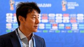 Южная Корея – Германия: послематчевая пресс-конференция Син Те Йона