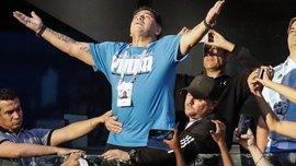 Нигерия – Аргентина: Марадона был поражен тем, что о нем писали после матча