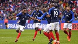 Фримпонг: Франция – единственная африканская сборная, осталась на ЧМ-2018