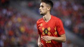 Англия – Бельгия: Янузай стал лучшим игроком матча