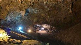 В Таиланде детская футбольная команда исчезла в пещере