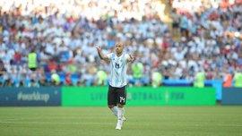 Маскерано установил рекорд чемпионатов мира по количеству полученных предупреждений