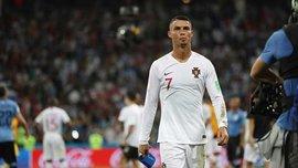 Роналду не забил в плей-офф чемпионатов мира ни разу за 514 минут