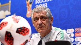 Уругвай – Португалия: послематчевая пресс-конференция Фернанду Сантуша