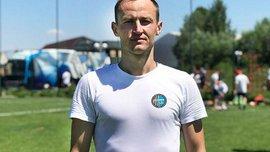 Гришко повернувся в Олімпік
