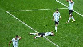 ЧС-2018: Аргентина не заслужила навіть чвертьфінал – у її складі найбільший хам турніру Отаменді