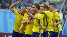 ЧМ-2018 Швеция – Швейцария: организованная игра и четко выполненный план вывели скандинавов в чвертьфинал