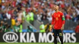 Рамос: Россия ждала серию пенальти, это был их единственный шанс