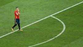 Коке: Результат матча с Россией несправедлив