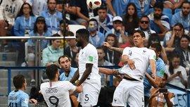 Уругвай – Франция – 0:2 – видео голов и обзор матча