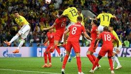 Колумбия – Англия: онлайн-трансляция матча 1/8 финала ЧМ-2018 – как это было