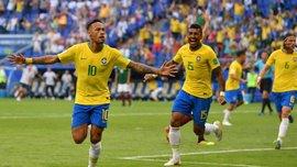 Бразилия – Мексика: Неймар впервые в карьере забил в плей-офф Мундиаля, превзойдя Месси и Роналду