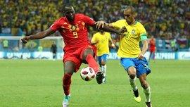 Бразилия – Бельгия – 1:2 – видео голов и обзор матча