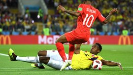 Колумбия – Англия: Мина забил 99-й мяч головой на чемпионатах мира