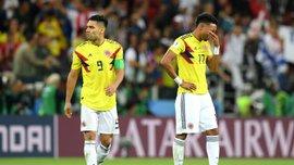 Фалькао: Работа арбитра во время матча против сборной Англии – это позор