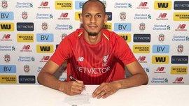 Фабинью: Я никогда не был близок к переходу в Манчестер Юнайтед