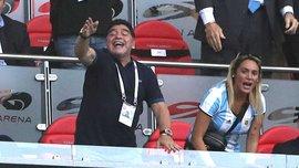 ЧМ-2018: ФИФА недовольна критикой Марадоны в адрес арбитра матча Колумбия – Англия