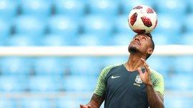 Бразилія – Бельгія: Паулінью пропустив тренування