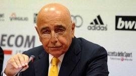 Галліані: Перес нічого не розповідав мені про трансфер Роналду в Ювентус