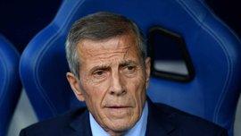Табарес: Очень хотим выиграть матч против сборной Франции