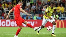 ЧС-2018: Варді пропустив тренування збірної Англії