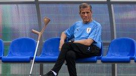 Уругвай – Франция: Табарес вышел на второе место по количеству матчей на мундиалях среди тренеров