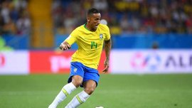 ЧС-2018: травмований Даніло зворушливо побажав Бразилії успіху на турнірі