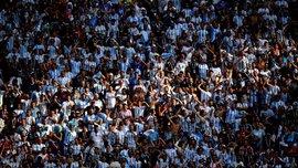 ЧС-2018: аргентинські фанати склали пісню на честь вильоту Бразилії
