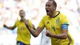 Гранквіст:  Гравці збірної Швеції вірили в себе від самого початку ЧС-2018