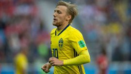 Форсберг: Швеция превзошла многие великие команды