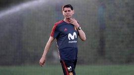 Єрро офіційно покинув збірну Іспанії