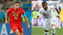 Франция – Бельгия: где смотреть онлайн матча 1/2 финала ЧМ-2018