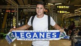 Леганес арендовал Каррильо, который зимой обошелся Саутгемптону в 22 млн евро