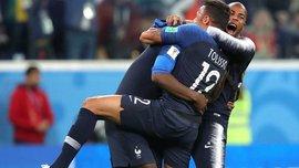 ЧС-2018 Франція – Бельгія: тисячі уболівальників вийшли на вулиці Парижа після виходу французів у фінал турніру