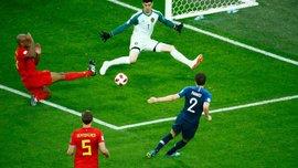Куртуа: Франція грала у антифутбол