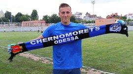 Литовченко и Трубочкин перешли в Черноморец, Татарков продлил контракт с одесским клубом