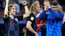Франция – Хорватия: Модрич сделал оригинальное обещание на финал ЧМ-2018, или Немного про Золотой мяч