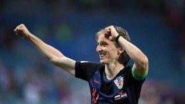 Шиміч: Модріча  зараз можна назвати найкращим гравцем світу