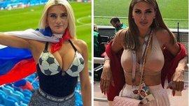 ЧМ-2018: ФИФА запрещает показывать российских болельщиц во время матчей, украинский тренер – против