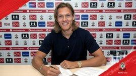 Вестергор став гравцем Саутгемптона