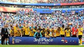 ЧМ-2018: бельгийские болельщики получили бесплатные телевизоры из-за голов сборной на Мундиале