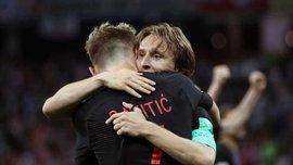 Франция – Хорватия: Ракитич и Модрич проиграли первый финал в карьере
