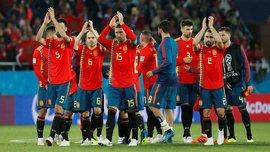 ЧС-2018: збірна Іспанії отримала відзнаку ФІФА за чесну гру