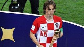 Модрич: Хорватии просто не повезло, лучшие команды не всегда побеждают