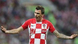 Франция – Хорватия: Манджукич – пятый игрок в истории, который забивал в финале ЧМ и ЛЧ