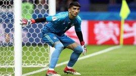 Хацкевич опроверг слухи относительно возможного приобретения голкипера сборной Ирана Бейранванда