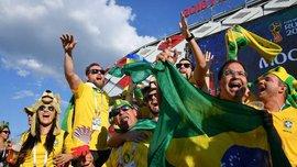 ЧС-2018: в Москві у бразильського вболівальника вкрали 5 квитків на фінал турніру